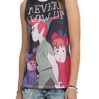 Disney Peter Pan Never Grow Up Top