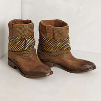 Chainmail Boots