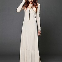 FP Beach Womens Miles of Henley Dress