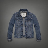 Caroline Denim Jacket