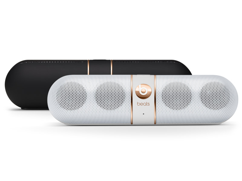 Rose Gold Pill Beats From Beats By Dr Dre Things I