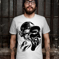 Disobey Mask T-Shirt - Anonymous T-Shirt - Occupy Wall Street Design T-Shirt for Men (Various Color Available)