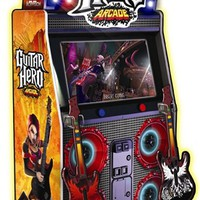 Guitar Hero Arcade Machine | Dance Dance Revolution