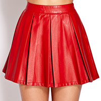 Pretty Tough Pleated Skirt