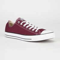 CONVERSE Chuck Taylor All Star Low Mens Shoes
