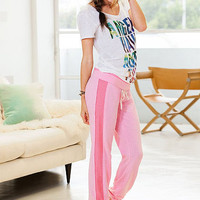 Drawstring Pant - Sunwashed Terry - Victoria's Secret
