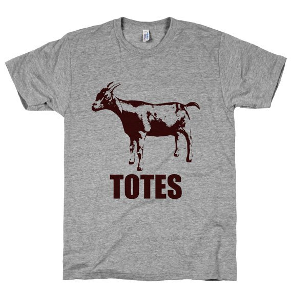 Totes Ma Goats Shirt Funny Pun Goat From Print Proxy