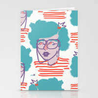 iEYEglasses Stationery Cards by Ben Geiger