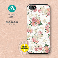 Rose, Flower, Floral, iPhone 5 case, iPhone 5C Case, iPhone 5S case, iPhone 4 Case, iPhone 4S Case, Samsung Galaxy S3 S4 case, BA0724
