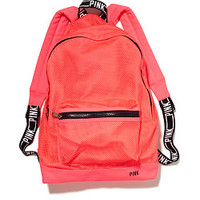 Classic Mesh Backpack - PINK - Victoria's Secret