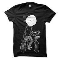Keaton Henson - LIMITED EDITION - BIKE T-SHIRT