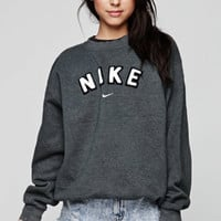 Retro Gold Vintage Nike Crew Fleece at PacSun.com