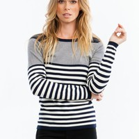Stripe For Your Right Sweater