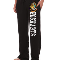Harry Potter Hogwarts Mens Pajama Pants