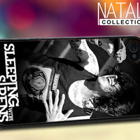 Kellin Quinn Sleeping with Sirens - iPhone 4/4s/5 Case - Samsung Galaxy S3/S4 Case - Blackberry Z10 Case - Ipod 4/5 Case - Black or White