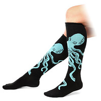 Octopus Knee-high Socks