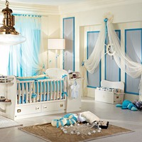 Fitted wooden baby's room PASSEPARTOUT BABY Passepartout Collection by Caroti