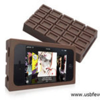 Chocolate Style Silicone case