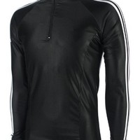 Adidas Mens Black Cross Country Skiing Top -374619