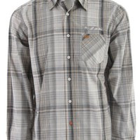 Planet Earth Men's Robinson Long Sleeve Shirt