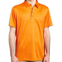 J.LINDEBERG Mens Hunter Feel Dry Jersey Golf Shirt