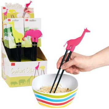 Safari Stix Animal Chopsticks Holders
