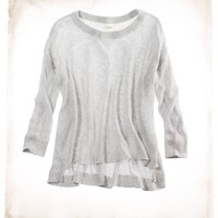 Aerie Loose Knit Sweater