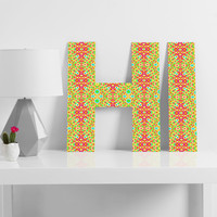 Lisa Argyropoulos Celebrate Decorative Letters