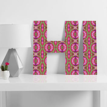 Lisa Argyropoulos Christina Decorative Letters