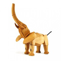 DESIGNDELICATESSEN.COM – Areaware Hattie the Elephant