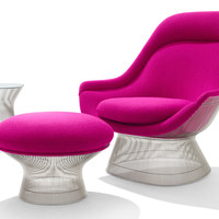 platner easy chair