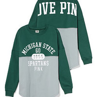 Michigan State University Varsity Crew - PINK - Victoria's Secret