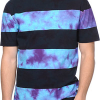 Empyre After Party Turquoise Tie Dye Tee Shirt