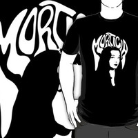 Morticia Addams  T-Shirts & Hoodies