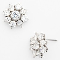 Nadri 'Flores' Stud Earrings