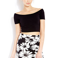 Flower Child Mini Skirt