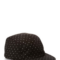 Dotted Five-Panel Hat