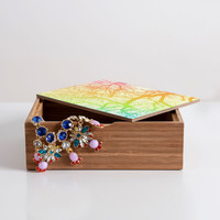 Shannon Clark Bright Branches Jewelry Box