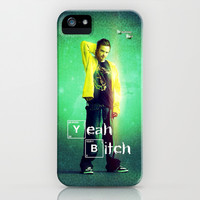 BREAKING BAD Jesse Version - for iphone iPhone & iPod Case by Simone Morana Cyla