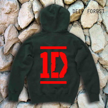 one direction Deep Forest Back men's S,M,L,XL,XXL, beautyful hoodie by : jozztshirt