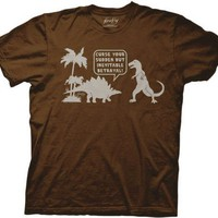 Firefly Curse Your Sudden Betrayal Brown Adult T-shirt