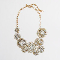 Factory crystal sunburst necklace - Necklaces - FactoryWomen's Jewelry - J.Crew Factory