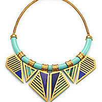 A Peace Treaty - Ohoyo Collar Necklace - Saks Fifth Avenue Mobile