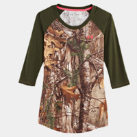 Women's Charged Cotton Camo T-Shirt