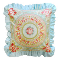 New Arrivals In Harmony Throw Pillow