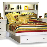 Irene Full Size Storage Bed