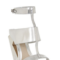 Noella Cutout Wedge Day Sandal