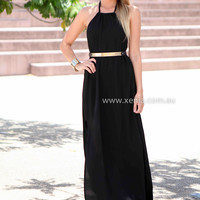 SUMMER DAYS MAXI , DRESSES, TOPS, BOTTOMS, JACKETS & JUMPERS, ACCESSORIES, 50% OFF SALE, PRE ORDER, NEW ARRIVALS, PLAYSUIT, COLOUR, GIFT VOUCHER,,MAXIS,BACKLESS,SLEEVELESS,Black Australia, Queensland, Brisbane
