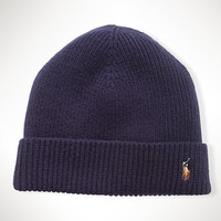 Signature Cuffed Merino Hat