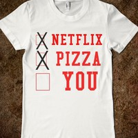 NETFLIX PIZZA YOU